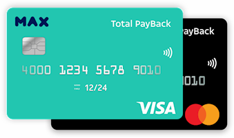כרטיס אשראי Total Pay-Back