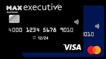 כרטיס אשראי max Executive